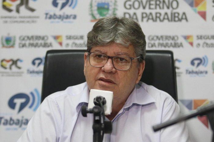 MOÍDOS DA REDAÇÃO:  Governador João Azevêdo revela que novo decreto será analisado no início da próxima semana