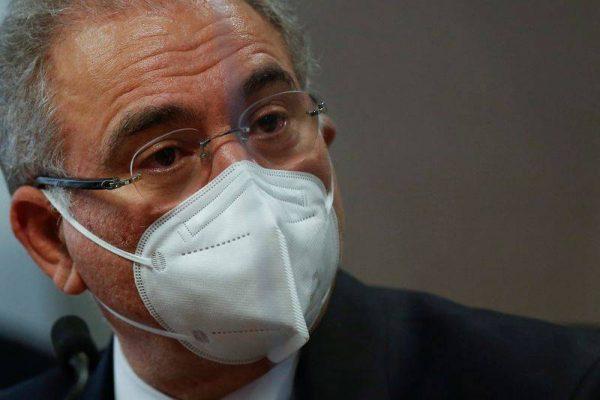 Ministro da Saúde, Marcelo Queiroga cumpre agenda neste fim de semana na PB