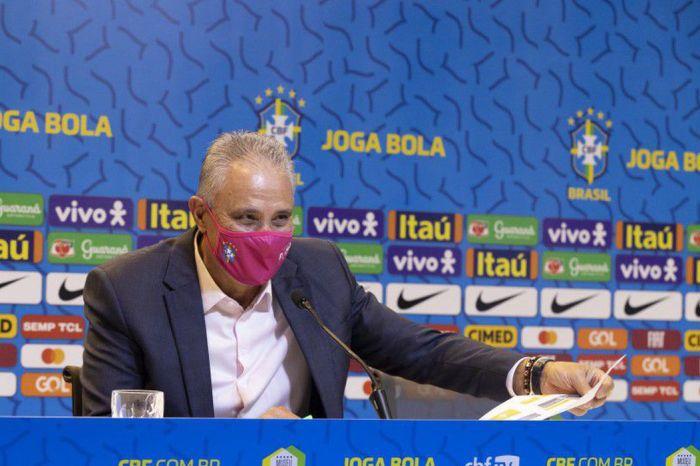 Técnico Tite convoca seleção brasileira para a Copa América; veja lista
