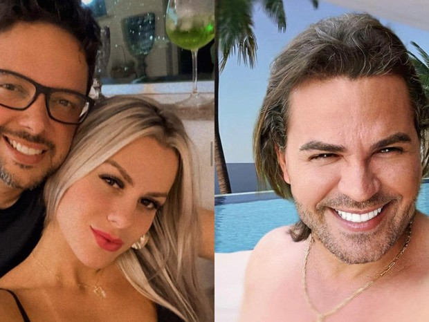 Marido de affair de Eduardo Costa anuncia divórcio: 'Fiquei amolando meu chifre'