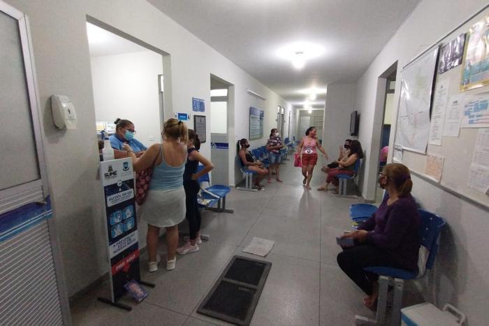 """Primeira noite """"D"""" do Citopatológico é considerado um sucesso pela equipe de saúde"""