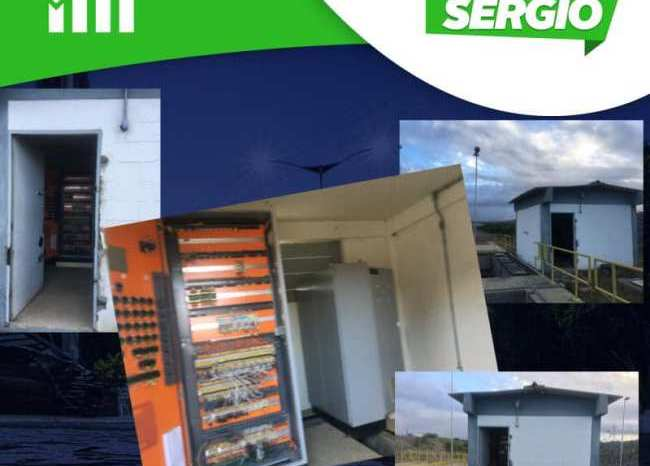 Vereador denuncia furto em estação de controle da comporta do Rio São Francisco, em Monteiro