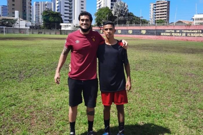 Jovem caririzeiro é selecionado pelo Sport para atuar em competição na Europa