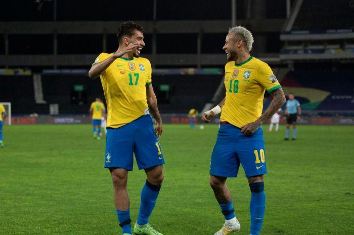 Brasil vence Peru e está na final da Copa América