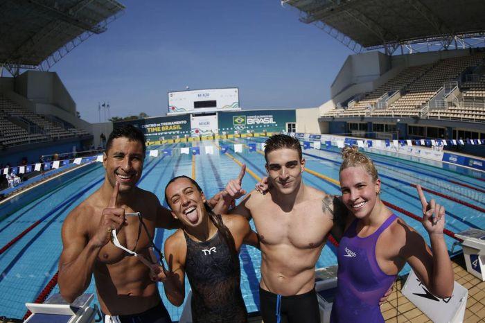 Olimpíadas: Brasil define seus representantes na natação