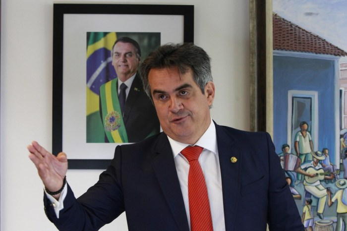 Receita Federal cobra R$ 17 milhões de Ciro Nogueira por sonegação fiscal