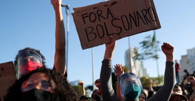 Atos contra Bolsonaro são confirmados para este sábado na Paraíba
