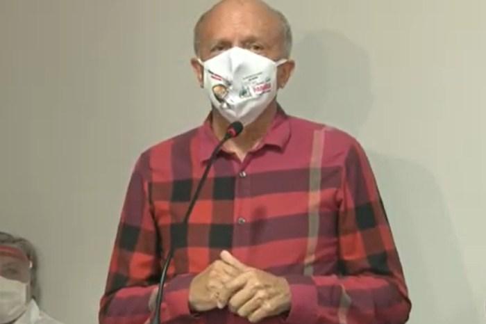 """Secretário descarta fim do uso de máscaras na PB: """"Será última medida adotada"""""""
