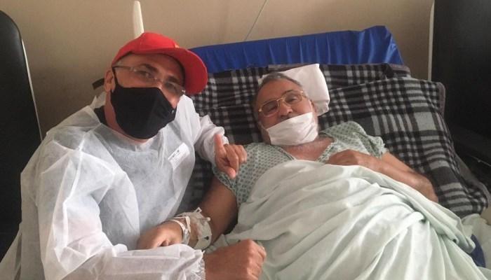 Médico caririzeiro sofre infarto e passará por cirurgia na Capital
