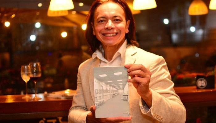 Valério Vasconcelos anuncia novo livro sobre sua infância vivida na cidade de Monteiro