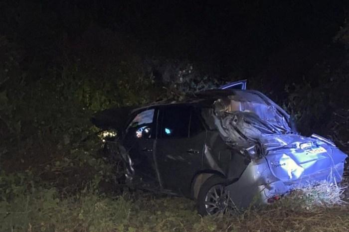 Colisão entre dois veículos deixa mulher morta na BR-230, próximo a Patos