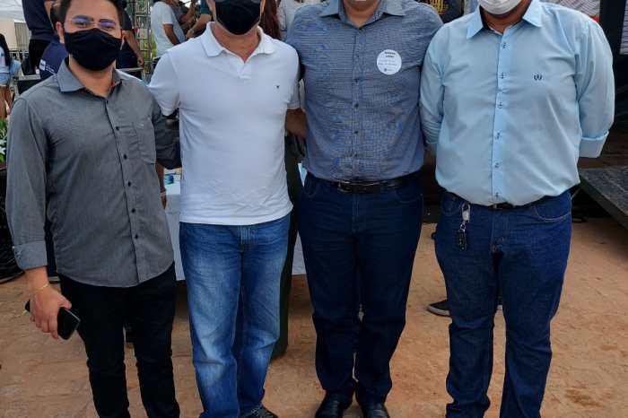 Wellington Roberto diz que, em Guarabira, governo Bolsonaro 'espalha cidadania'