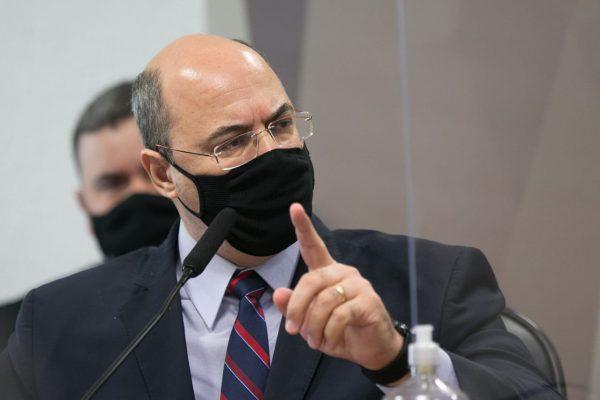 Witzel admite ter feito pedido de adesão ao programa de proteção à testemunha