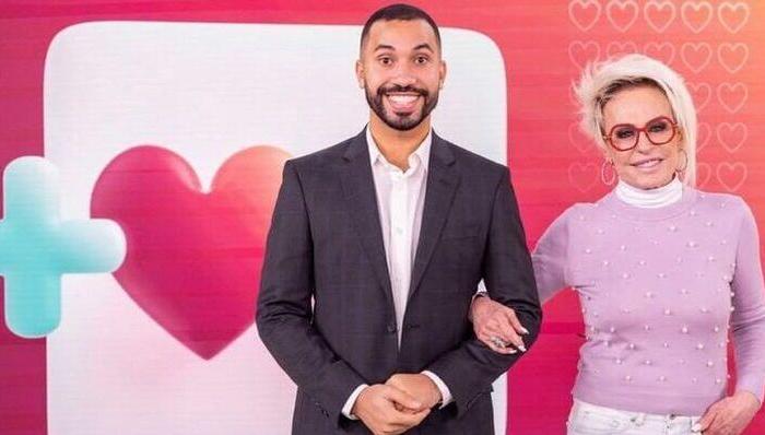 Ana Maria Braga anuncia que Gil do Vigor fará parte do 'Mais Você'