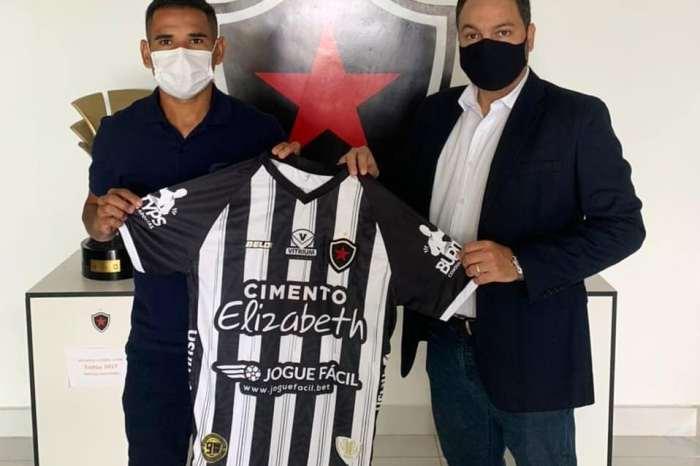 Atacante ex-Vasco e Athletico é novo reforço do Botafogo-PB