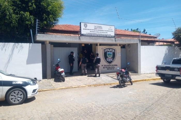 Polícia Civil prende em Monteiro homem condenado por dois homicídios em Campina Grande