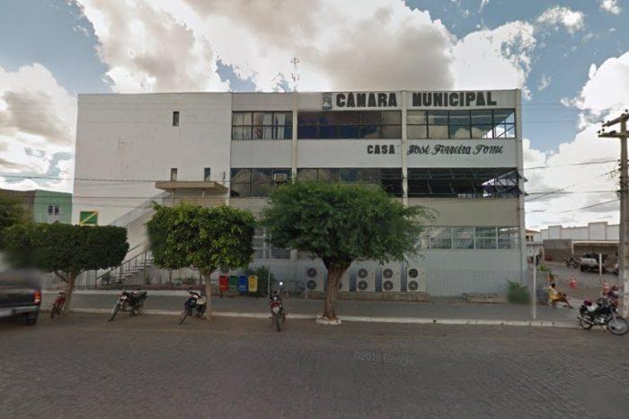 Câmara Municipal de Monteiro aprova por unanimidade moção de aplauso para João Azevêdo