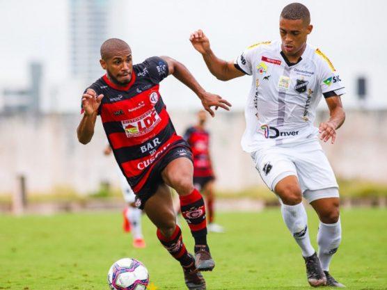 Sergipe e Campinense empatam no primeiro jogo da 2ª fase da Série D