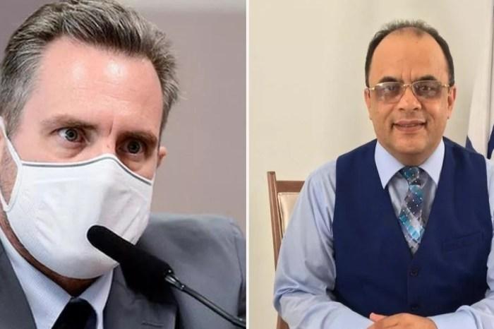 Mensagens revelam que Dominghetti e reverendo tentaram intermediar venda de vacinas para outros países