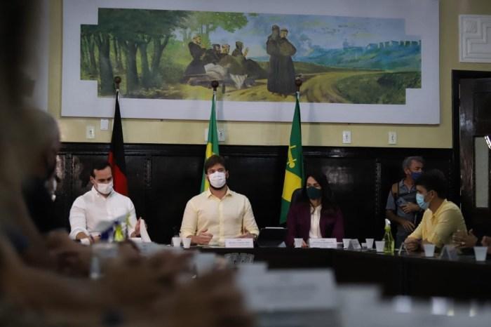 Prefeitura, FPF e clubes discutem volta de torcedores aos estádios de Campina Grande