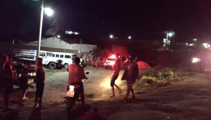 Homem é morto a tiros na cidade de Monteiro