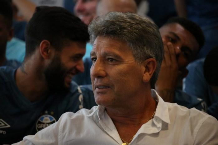 Renato Gaúcho chega a acordo e é confirmado como novo técnico do Flamengo