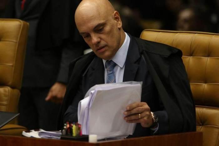STJ vê com preocupação pedido de impeachment contra Alexandre de Moraes