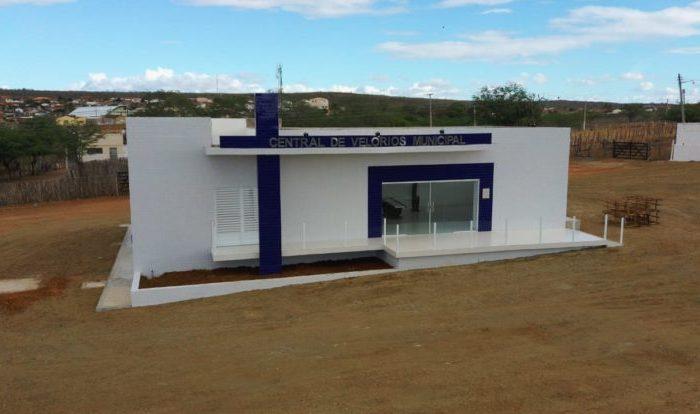 Prefeitura de Cabaceiras entrega central de velórios nesta segunda (2)