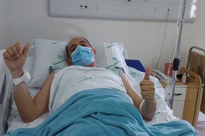 Presidente da Câmara de Sumé passa por novo procedimento cirúrgico