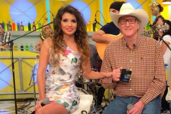Paula Fernandes é única artista a confirmar presença em álbum de Sérgio Reis e recebe críticas