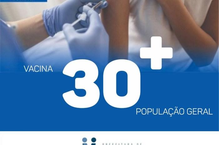 Covid-19: Monteiro vacina a partir desta terça-feira, pessoas com 30 anos ou mais