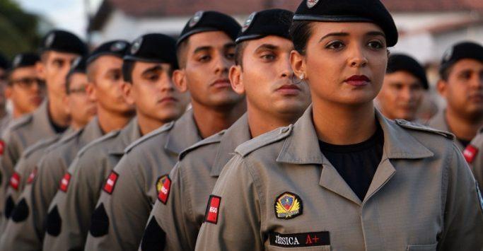 Inscrições do CFO da Polícia Militar terminam na próxima segunda-feira