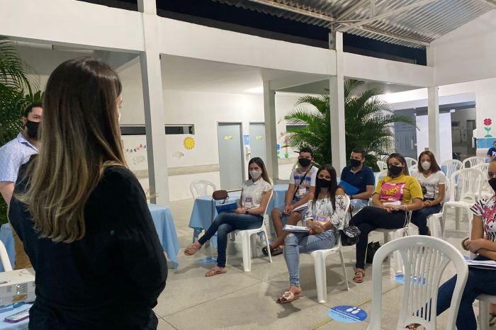 Monteiro: Jovens participam de cursos por meio da Secretaria de Desenvolvimento Social