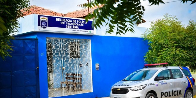 Veículo furtado na cidade de Monteiro é depenado e abandonado em Sertânia