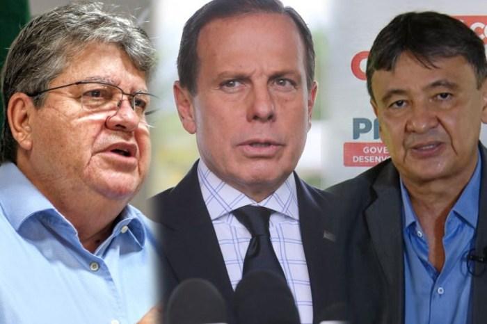 João Azevêdo e mais 23 governadores discutem equilíbrio fiscal e defesa da democracia