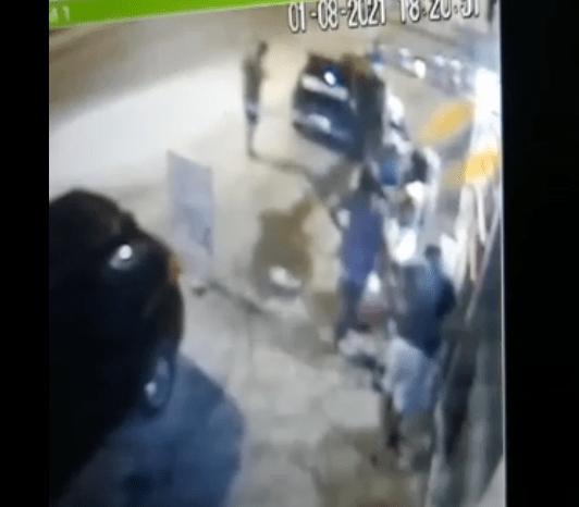 Veja o vídeo: Criança de 5 anos é atingida por tiros, em João Pessoa; estado de saúde é grave