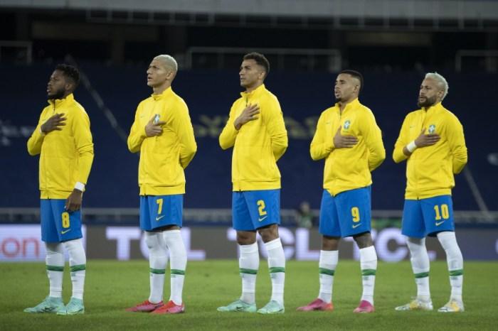 Brasil sobe para segundo lugar no ranking da Fifa