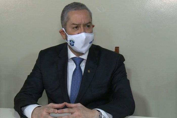 Órgão de mediação suspende Assembleia Geral que definiria futuro de Caboclo na CBF