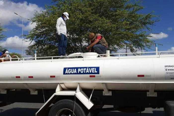MONTEIRO: Entrega dos vales da água da operação pipa do exército teve início nesta terça-feira