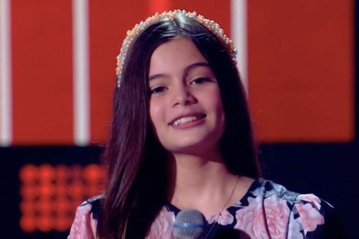 Paraibana Laís Menezes é escolhida por Teló e avança no The Voice Kids