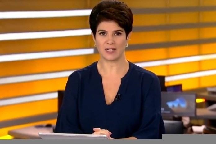 Record proíbe âncoras de emitirem opinião após crítica de Mariana Godoy ao Governo Bolsonaro