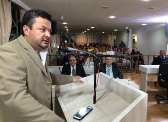 Vereador diz que Cariri está órfão de representação na Assembleia e defende nome da região