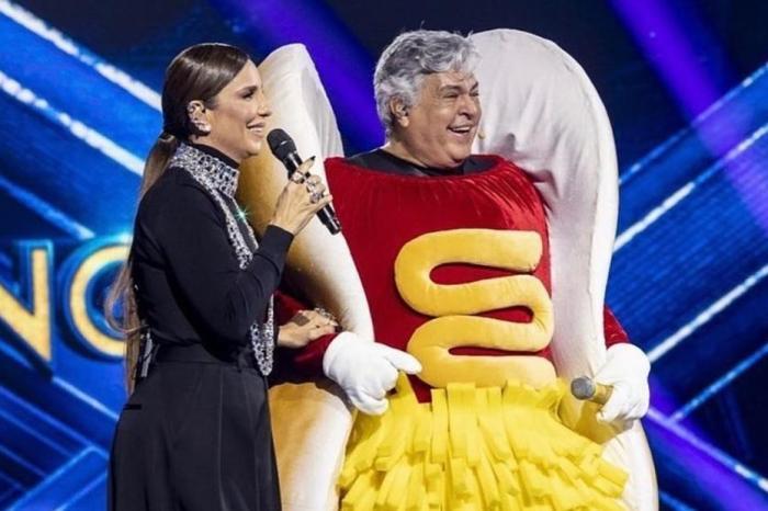 Após sucesso no The Masked Singer Brasil, Sidney Magal se pronuncia e ganha recado de Ivete Sangalo