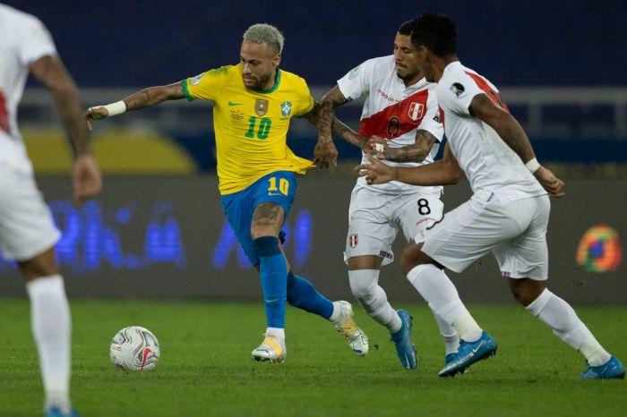 Brasil enfrenta o Peru e encerra rodada tripla das eliminatórias