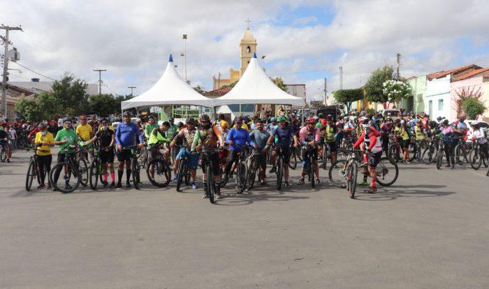 Com sucesso, Prefeitura de Caturité realiza Pedal da Independência