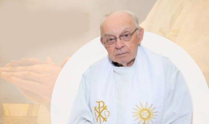 Morre na cidade do Recife, padre Léo Denis, que atuou em paróquias do Cariri