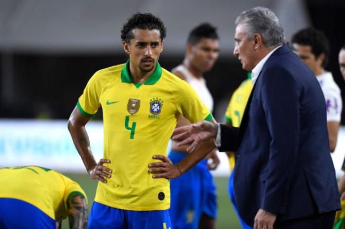 Brasil enfrenta Uruguai pressionado nesta quinta, em Manaus