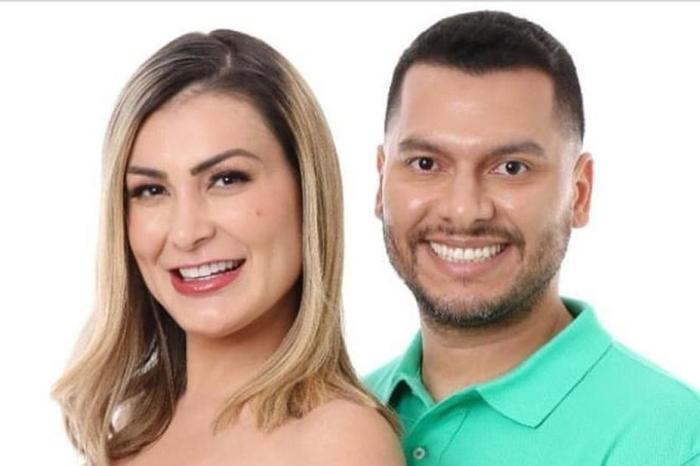 Grávida, Andressa Urach anuncia fim de seu casamento e declara: ''Não estou bem para falar''