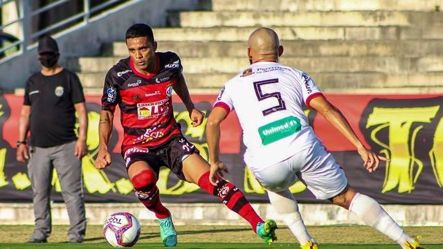 Série D: Campinense vence Guarany com um golaço e larga na frente