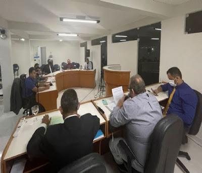 Câmara de Serra Branca aprova contas do prefeito Souzinha referente ao ano de 2017